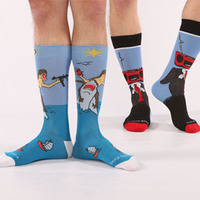 wacky socks subscription valentines day gift for him