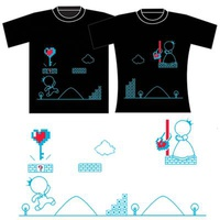 Key To My Heart Couple T-Shirt Set