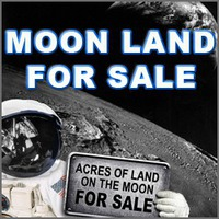 property on the moon gift for tweens