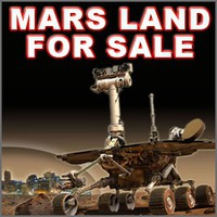 unique last minute gift idea one acre of land on mars