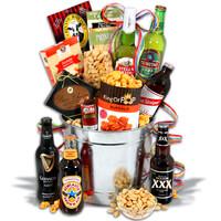 Around The World Beer Bucket - 6 Beers