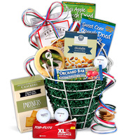 Hitting The Range - Golf Gift Basket
