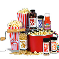 Popcorn Lovers/Night At The Movies Gift Basket..