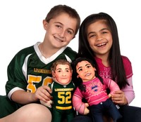 Custom Stuffed Animal Of Kids