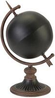 Iron Chalkboard Globe