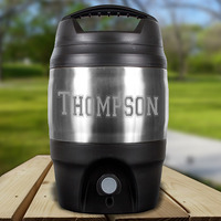Personalized Mini Keg - One Gallon