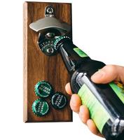 Magnetic Porter Bottle Opener