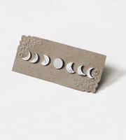 Moon Phases Earring Set