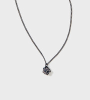 Small Volcan Lava Rock Necklace