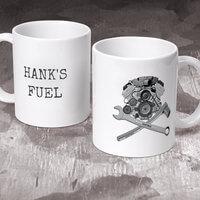 Fuel - Personalized 11 Oz. Premium Mug