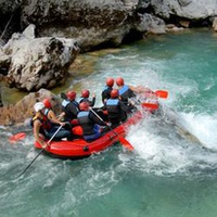 Whitewater Rafting (National)