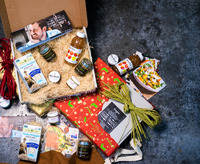 Chef-Curated Artisanal Food Subscription Box