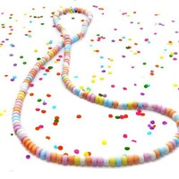 Dylan's Candy Bar Giant Candy Necklace