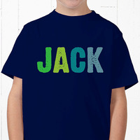 Personalized Kids Name T-Shirt - All Mine