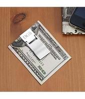 Personalized Flexible Money Clip