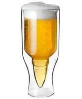 .50 Caliber Bullet Beer Glass