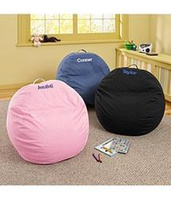 Personalized Cozy-Time Bean Bag Chair