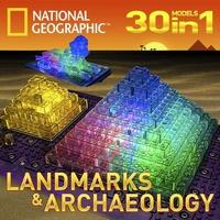 National Geographic Landmarks & Archaeology La