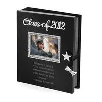 Personalized 2012 Graduation Album Gift