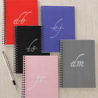 Personalized Notebook Sets - My Monogram