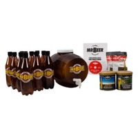 Premium Gold Edition Beer Kit