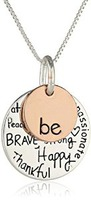Be Graffiti Charm Necklace