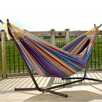 Hammock For Two (With Stand & Carrying Case)