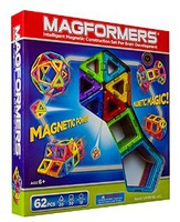 magformers magnetic building tiles for nephews