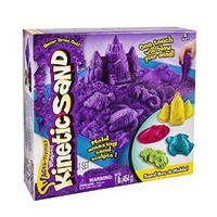 kinetic sand sugar free valentines day gift idea for kids
