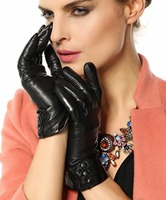 Bestselling Women's Cashmere Leather Gloves
