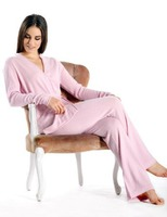 pure cashmere luxury pajamas for women