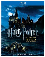 Harry Potter movie boxed set gift for teen girls