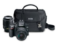 Nikon Digital SLR Camera & Lens Bundle