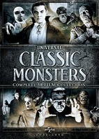 Classic Monsters: 30-Film Collection