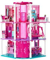 barbie dream house christmas gift for grand daughter