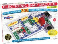 snap circuits physics kit present for gifted nephew