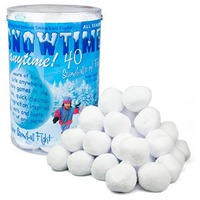 indoor snowball fight in a can gift for teen girls