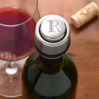 Personalized Wine Bottle Cap - Zippo