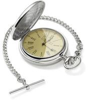 Abraham Lincoln Pocket Watch
