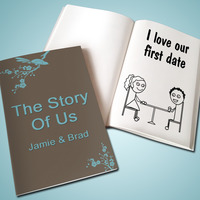 Personalized Love Story - Soft Cover