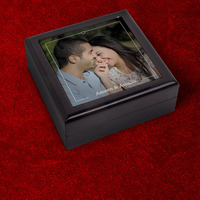 Add-Your-Own-Photo - Personalized Square..