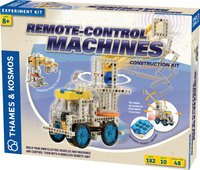 remote control machines building set gift for nephews