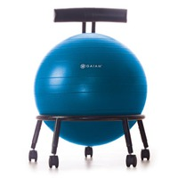 fitness balance ball chair gift for athletic nieces