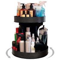 spinning beauty organizer practical gift for woman