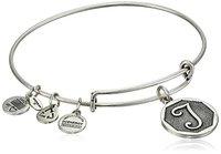 Alex And Ani Initial Bangle Bracelet